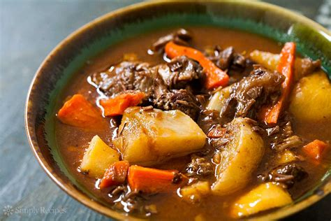 recipe for root vegetables shank stew with root vegetables recipe