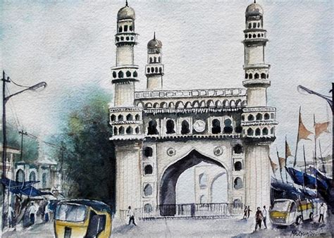 charminar biography in hindi indian heritage paintings