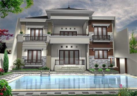 desain depan rumah mewah 50 ide ide desain rumah mewah rumah dan desain