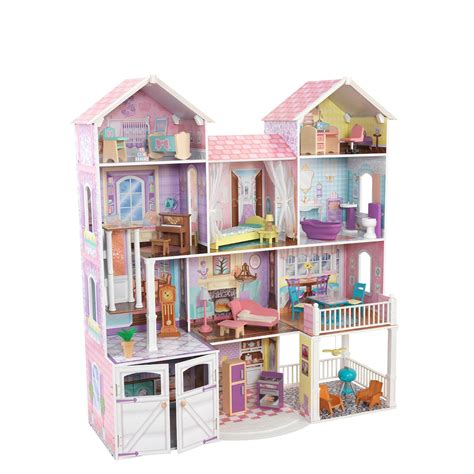 buy doll house loving family dollhouse furniture and dolls why buy a regular doll house when you can have