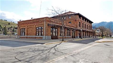 northern pacific railroad depot missoula montana