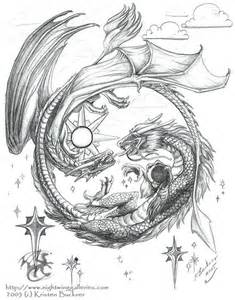21 best images about dragon on pinterest tattoo drawings