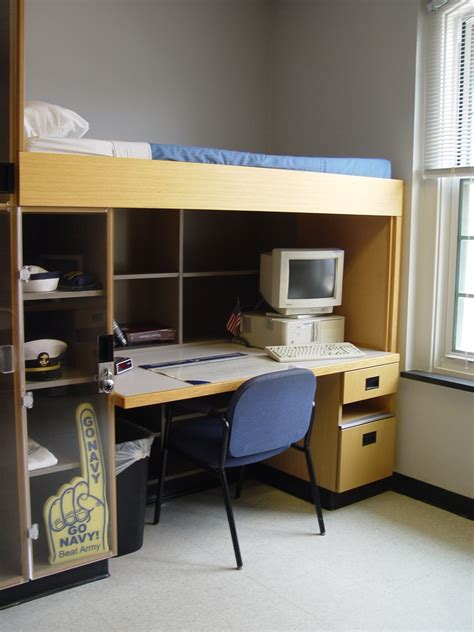 Naval Academy Room room at naval academy pics4learning