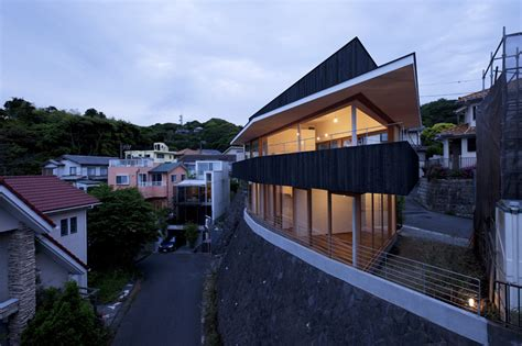 Tezuka Architects House Of Ship