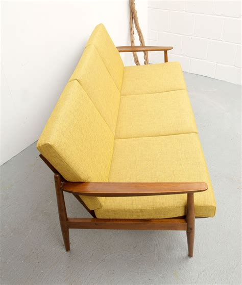 Yellow Sofa For Sale by Yellow Sofa 1960s For Sale At Pamono