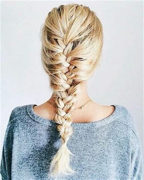 blonde hairstyles braids fashion trends lets talk about hair and make up