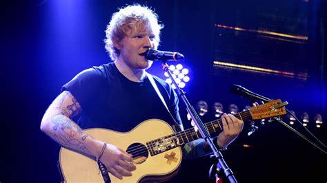 ed sheeran new guitar ed sheeran personne