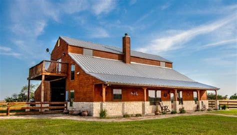 barndominiums    texas dream home