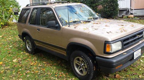 how do cars engines work 1994 mazda navajo windshield wipe control mazda navajo cars for sale
