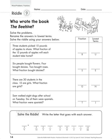 Multiplying Fractions Word Problems Worksheets by Multiplying And Dividing Fractions Word Problems Year 6