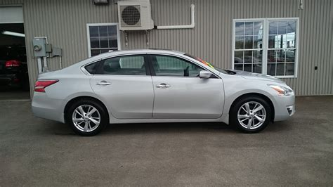 used nissan altima used 2015 nissan altima sv in fredericton used inventory