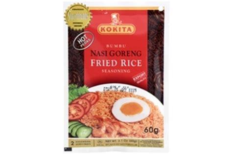 Kokita Bumbu Rendang Padang 180g kokita bumbu nasi goreng pedas fried rice seasoning