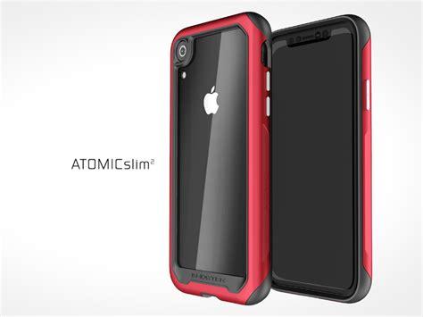 iphone  case render leak displays  larger camera  thicker borders