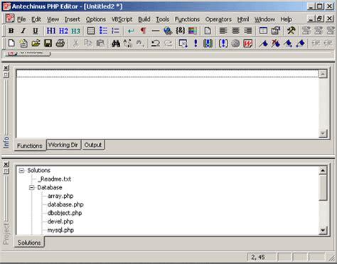 javascript design editor antechinus php editor download last version coollfiles