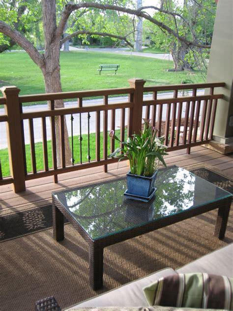 craftsman style porch columns