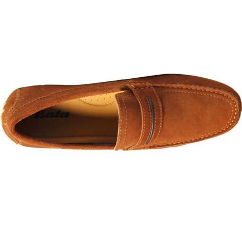 bata loafer shoes buy loafer bata brown loafers for