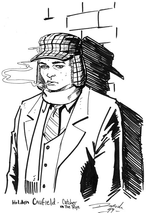 Holden Caulfield - The Catcher in the Rye - LibGuides at