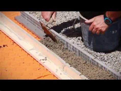 piastrelle posa a secco posa a secco su ghiaia gres 20 mm doovi