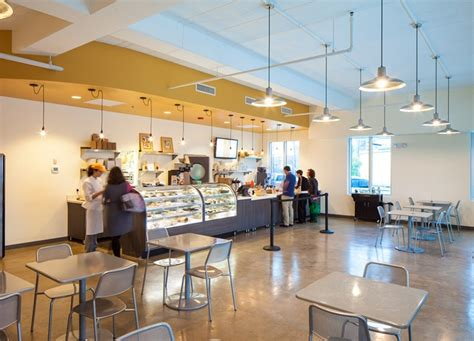 cafe design trends bakery cafe interior design with luxury flooring and
