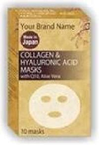 Supplier Ukuran 10 Gram Skincare Collagen White Mask mask manufacturers suppliers exporters in india