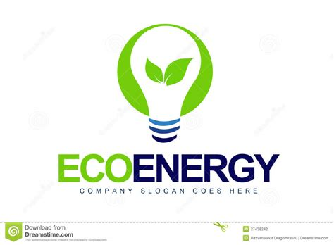 Green L Company by Green Energy Logo Stock Illustration Image Of Plant