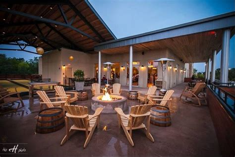 The Patio Catering Outdoor Dining In This Weather Heated Bar And Restaurant