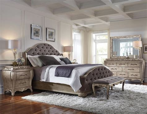 pulaski rhianna bedroom set high point discount furniture