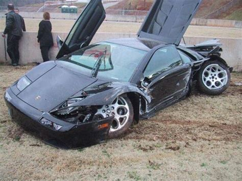 Salvaged Lamborghini Wrecked Lamborghini The Grayline Automotive