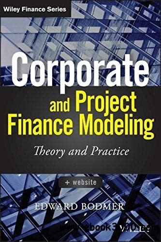 Corporate Valuation Modeling A Step By Step Guide international valuation modelling and project finance
