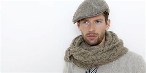 tejido bufanda de hombre como usar una bufanda para hombres vida y sabor