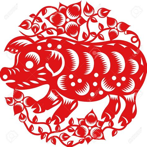 new year year of the golden pig pig clipart clipart collection zodiac