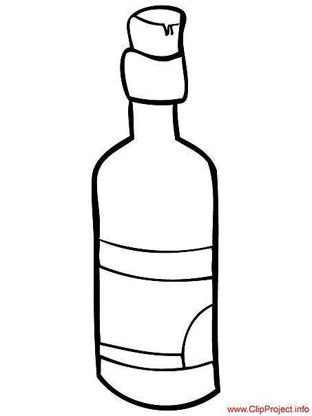 bottle colouring pages page 2