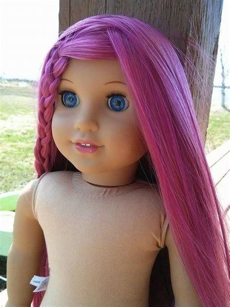25 Cute Beautiful American Girl Doll Hairstyles   cute american girl doll hairstyles hairstyles