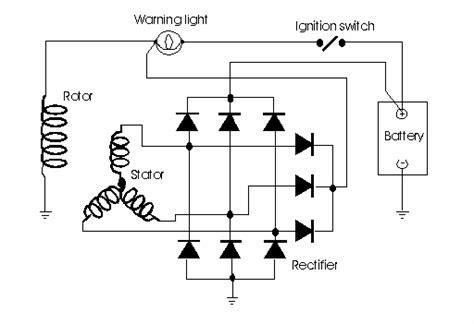 charging system test diode open 2005 passat tdi no voltage to excite alternator help vw tdi forum audi porsche