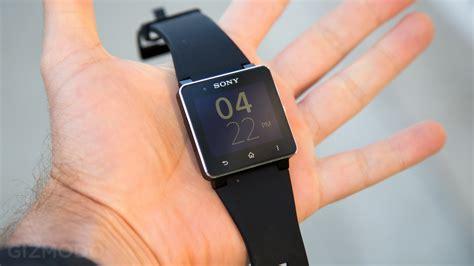 Sony Sw2 Fossil Leather 24mm sony smartwatch 2 review better still isn t gizmodo australia