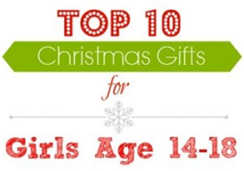 gift ideas top gifts for girls age 14 18 southern savers