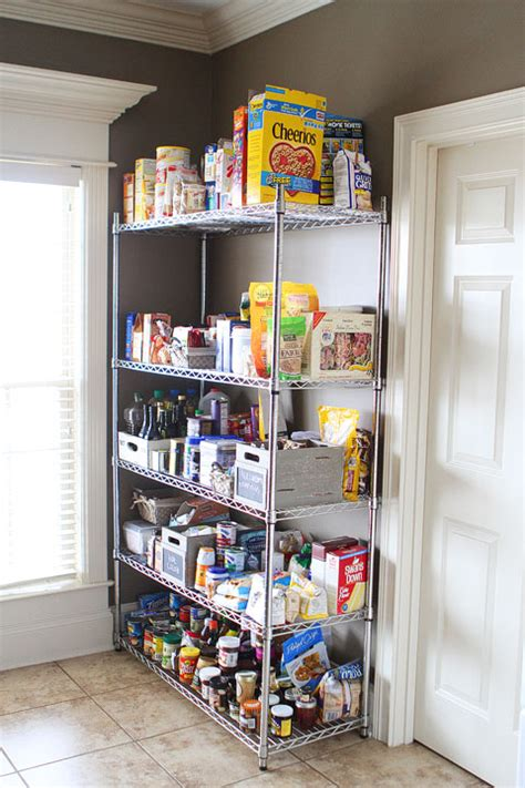 Wire Pantry by Milk Crates And Wire Baskets For The Pantry Kevin