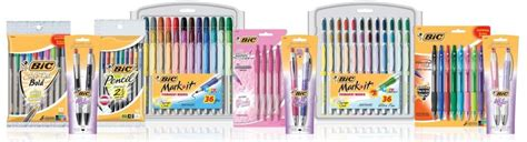 new bic stationary product printable freebies at staples rare 1 2 bic stationery products coupon