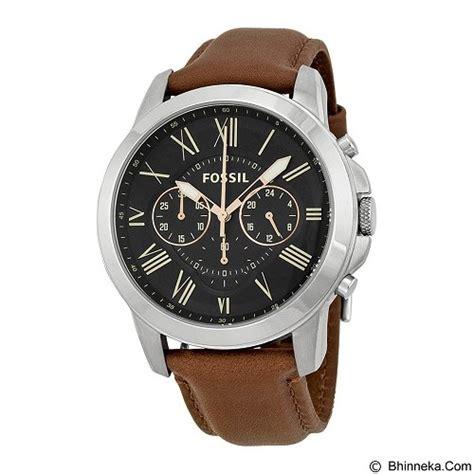 Jam Tangan Fossil Quartz jual fossil jam tangan pria grant chronograph fs4813