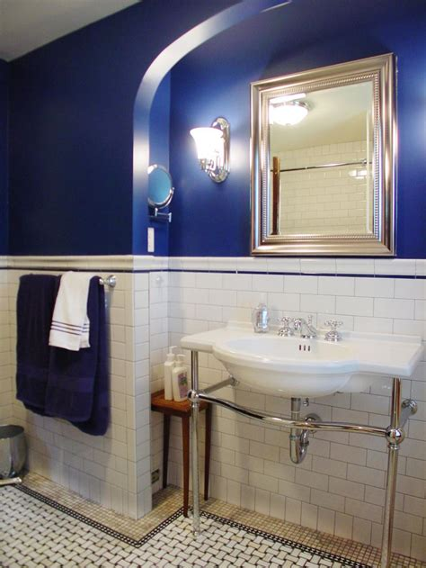 colorful bathrooms  hgtv fans hgtv