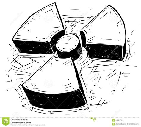 doodle radiation laboratory illustrations vector stock images
