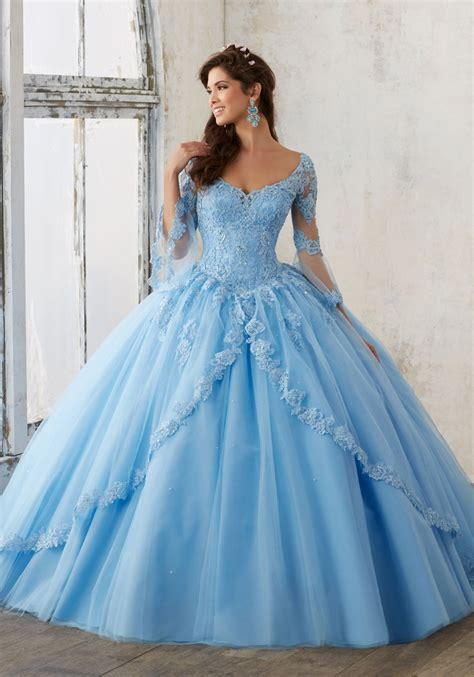 Mori Lee Valencia 60015 Quinceanera Dress   MadameBridal.com