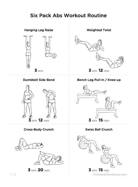 customize workout