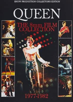 queen film collection queen the 8mm film collection 1977 1982 2pro dvdr snow