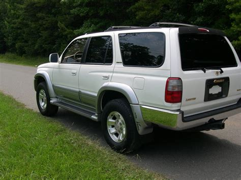 1998 Toyota 4runner Limited 1998 Toyota 4runner Pictures Cargurus