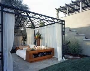 Outdoor Bedroom Ava Living Outdoor Bedroom By Amanda Lavi