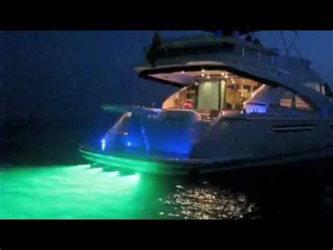 ski boat underwater lights lumishore underwater led boat yacht lights color