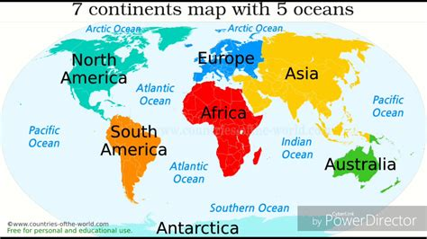 world map of continents world map of continents and oceans scrapsofme me