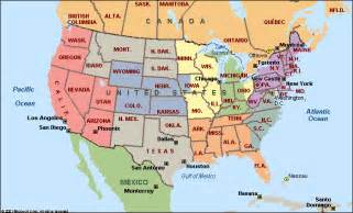 Maps Of Usa With States by State Map