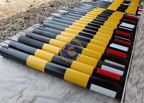 Pipa Besi 50 Mm Jual Produksi Patok Jalan Delineator Post Besi